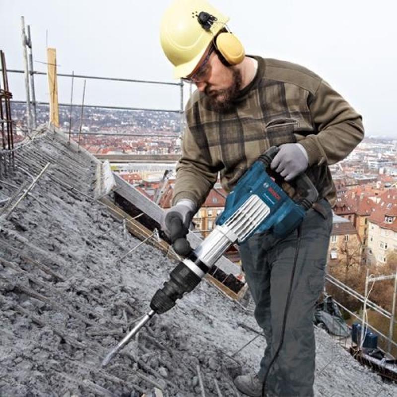 Marteletes Demolidor Itamarati - Martelete Rompedor 15kg
