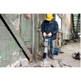 martelete demolidor profissional aluguel União