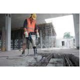martelete demolidor rompedor elétrico aluguel Distrito industrial II